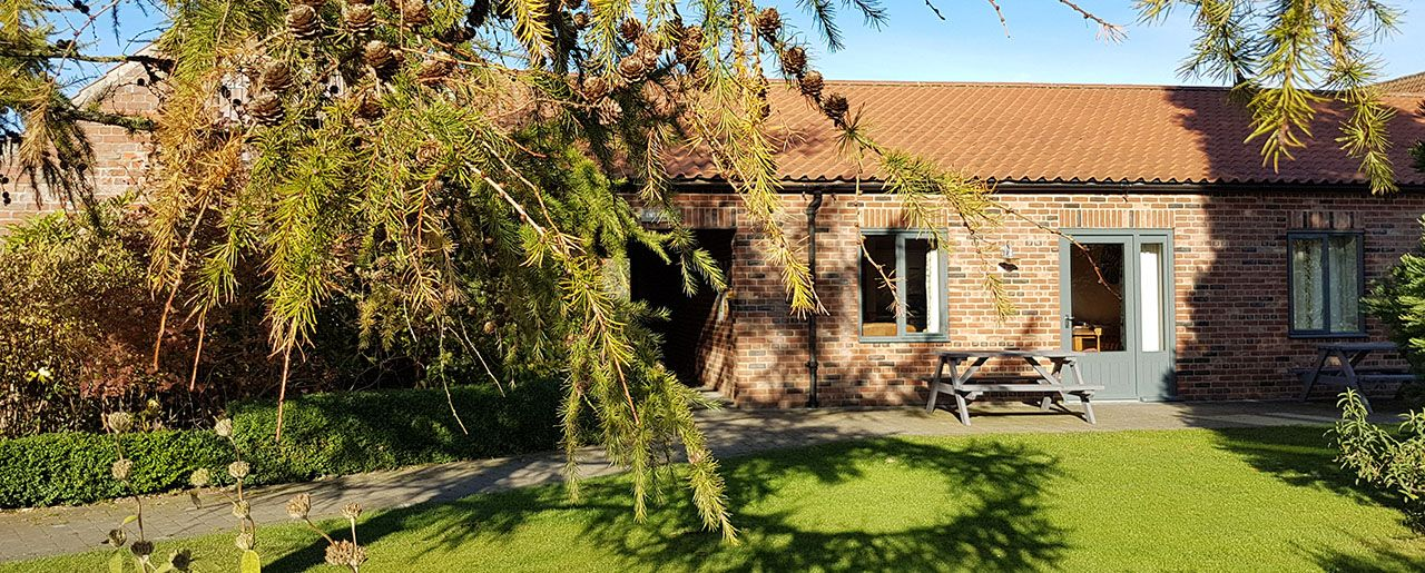 Accessible holiday cottage, Willow Cottage